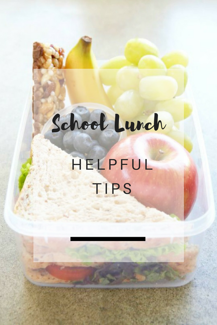 10 Helpful Tips for Kid's School Lunch & Snacks - 10 Συμβουλές για το κολατσιό των παιδιών στο σχολείο | Ioanna's Notebook