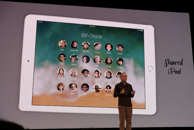 Apple Meluncurkan Ipad 9,7 Inci Dengan Harga Murah