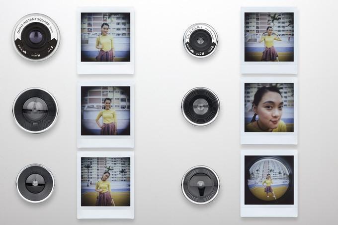 Объективы для камеры Diana Instant Square Camera