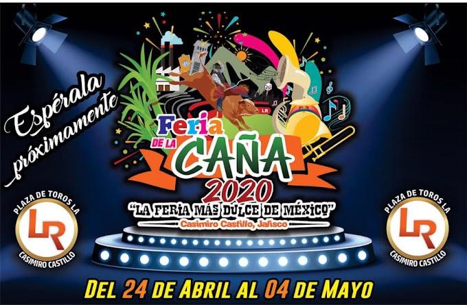 Feria de la Caña Casimiro Castillo  2020