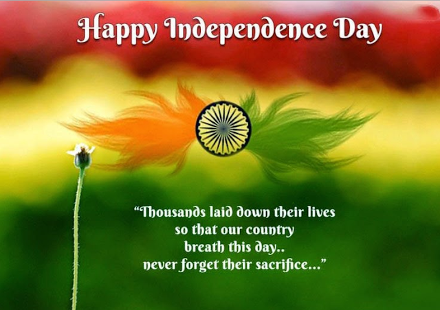 Quote happy independence day