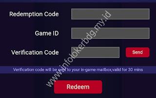 Lengkap!! Kode Redeem Mobile Legends Terbaru 15 Agustus 2020