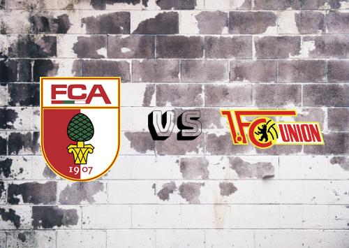 Augsburg vs Union Berlin  Resumen