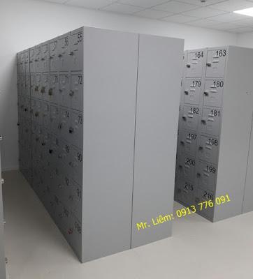 Tủ Locker 18 Ngăn Godrej