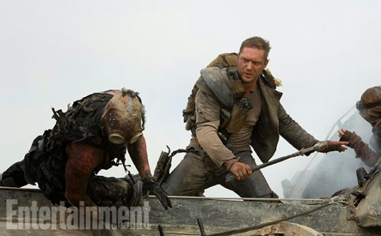 Fotos de Tom Hardy en Mad Max:Fury Road