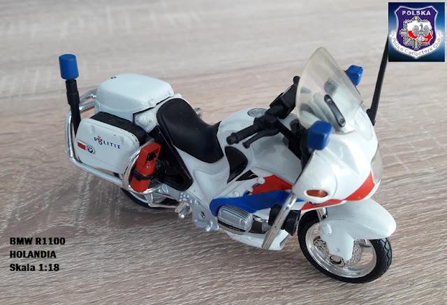 HOLANDIA • MOTOCYKLE