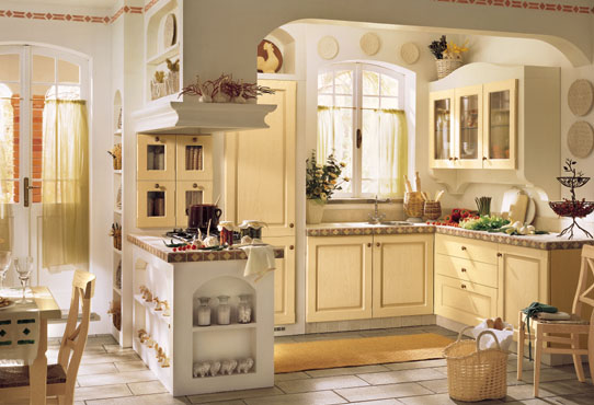 Imbiancare casa idee idee per imbiancare le pareti di una - Idee cucine in muratura foto ...