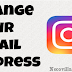 Change Email Address Instagram