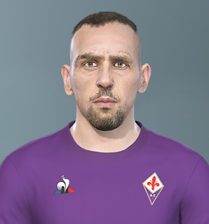PES 2019 Faces Franck Ribéry by Sofyan Andri