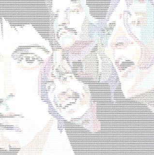 Seni ASCII The Beatles
