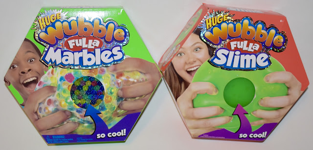 Ball full of marbles