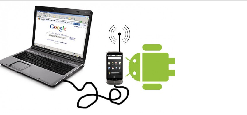 How to Connect Mobile Internet with PC via Bluetooth Urdu