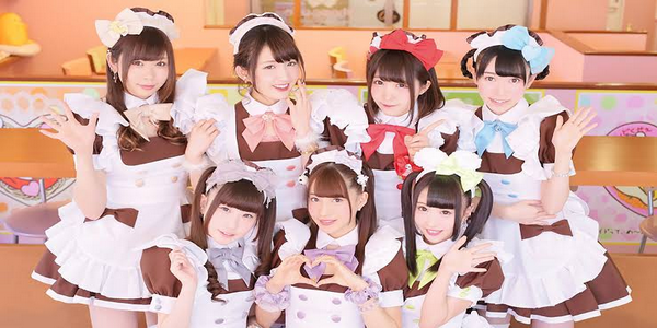 Short Explanation of Popular Maid Cafe in Japan