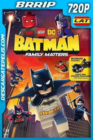 LEGO DC: Batman – Family Matters (2019) 720p BRrip Latino – Ingles
