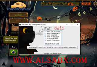 تحميل لعبة Transformice Cheat Virar Gato مهكرة اخر اصدار للاندرويد