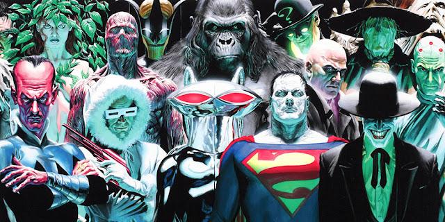 Tim Super-villain Terkeren Terbaik dari Komik DC dan Marvel