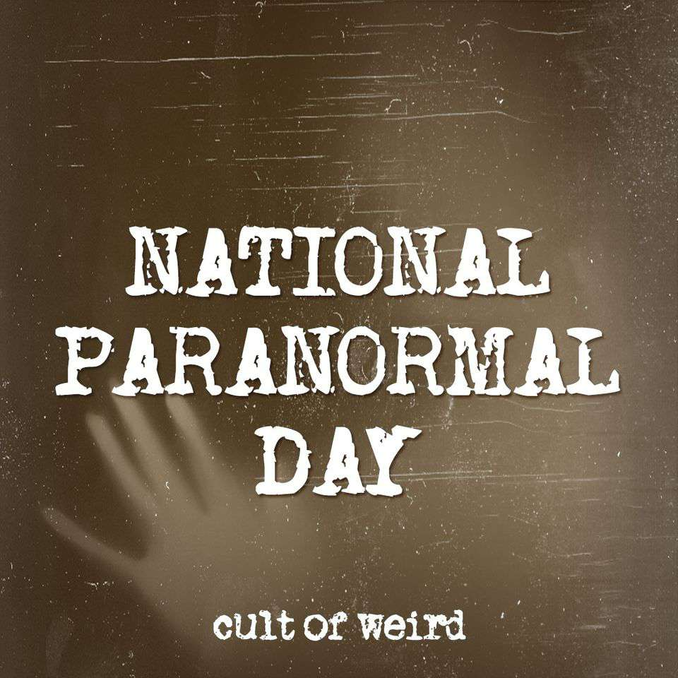 National Paranormal Day Wishes Awesome Picture