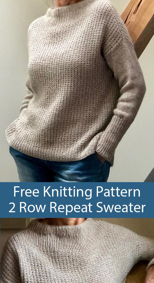 Sixty Years - Free Knitting Pattern