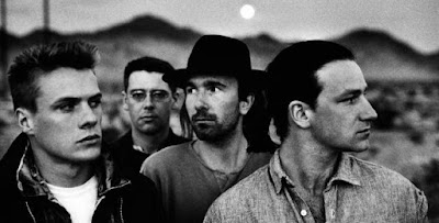 Bone. The Edge, Adam Clayton and Larry Mullen Jr. released The Joshua Tree 30 years ago