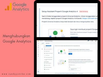 Connecting Google Analytics