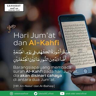 Hari Jumat dan Al-Kahfi - Qoutes - Kajian Islam Tarakan