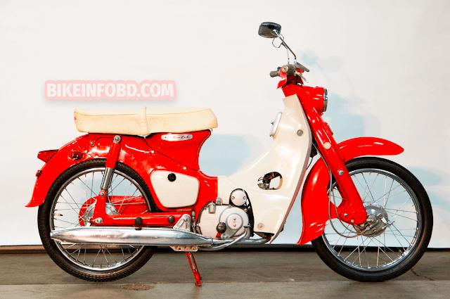 1959 Honda Super Cub