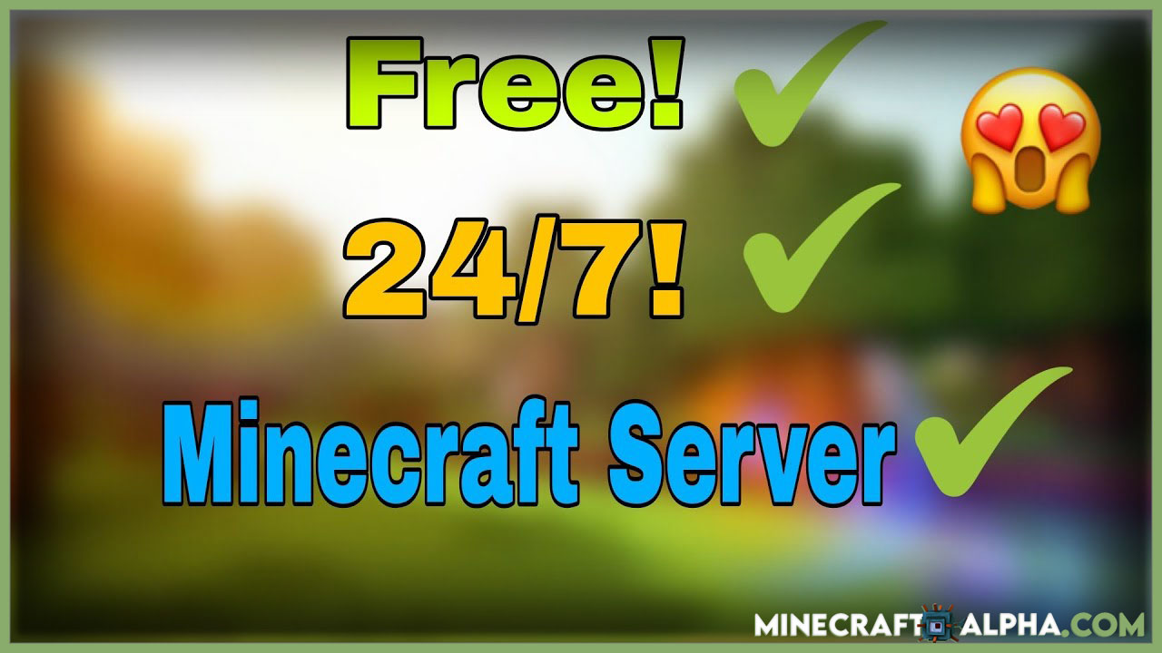 How To Open A Free Powerful Minecraft Server For Free
