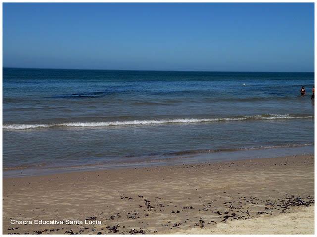 La costa oceánica - Chacra Educativa Santa Lucía