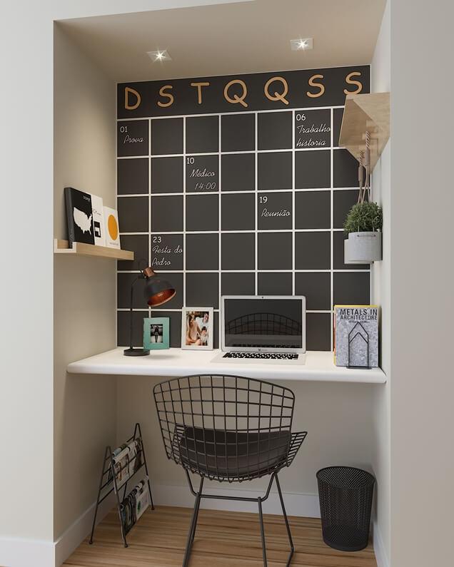 Tinta especial para parede Home Office