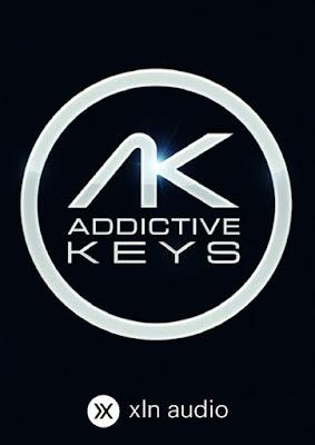 Cover Box do Plugin XLN Audio - Addictive Keys Complete 1.1.8