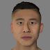 Zhang Yuning Fifa 20 to 16 face