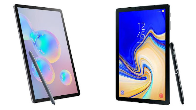 Samsung Launches Galaxy Tab S6 With S Pen Support And Quad Speakers