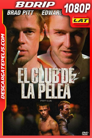El club de la pelea (1999) 1080p BDrip Latino – Ingles
