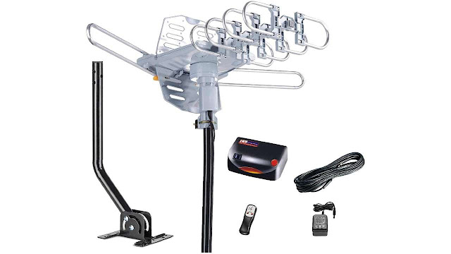 McDuory Outdoor 150 Miles Digital Antenna