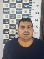 Pedreiras: Polícia Civil prende homem conhecido por Paulinho Maluco.