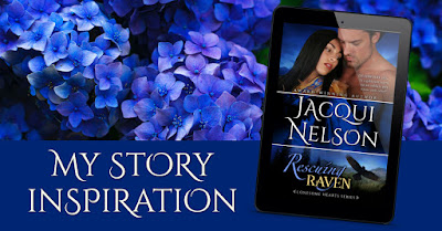 My Story Inspiration for Rescuing Raven