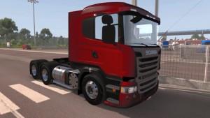 Scania Streamline R400 truck mod