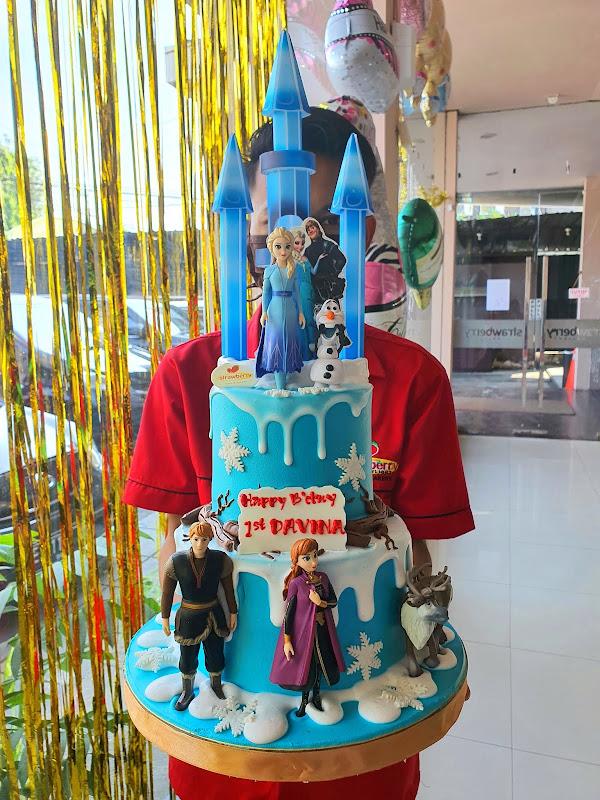 Birthday Cake Cirebon, Custom Cake Cirebon, Kue Ulang Tahun Cirebon, Bakery Cirebon
