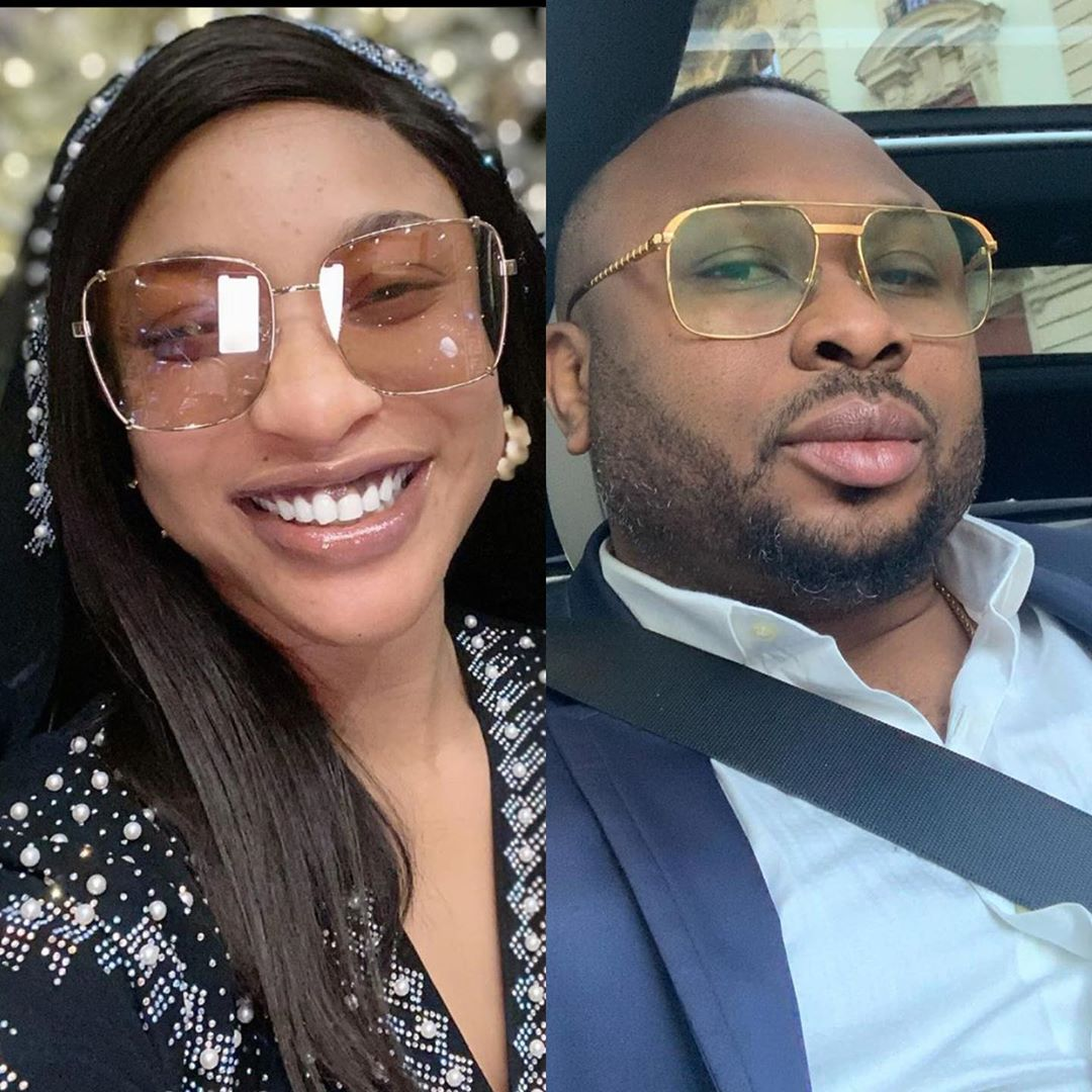Tonto Dikeh and Churchill Divorce