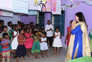 Namitha Birthday Celetion Stills ~ Celebs Next