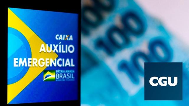 Secretário dos municípios de Cajazeiras, Bayeux, Patos e Pombal, receberam auxílio emergencial na Paraíba, diz CGU