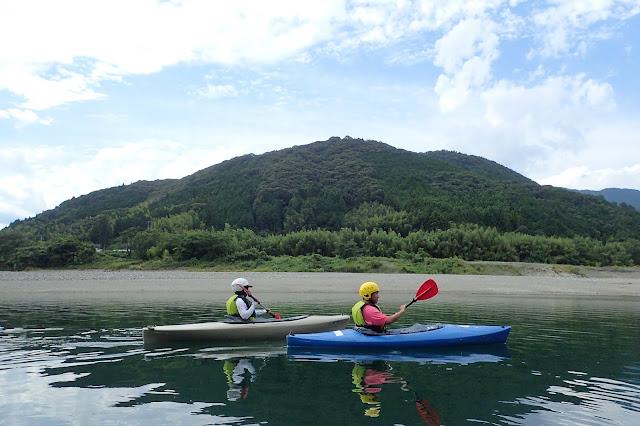 四国カヌー