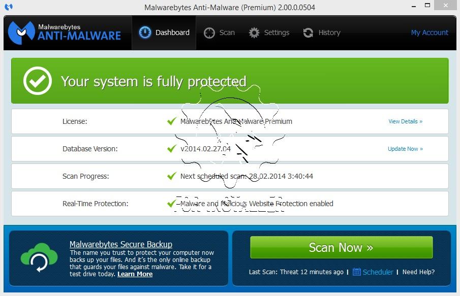 Malwarebytes Anti-Malware Premium 3.0.6.1469 free download ...
