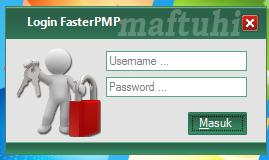 Download Aplikasi Faster PMP 2017 terbaru versi 2.1