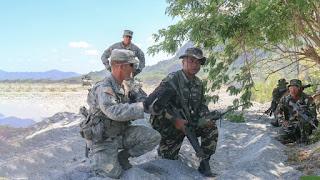Tentara Filipina dan Amerika Serikat