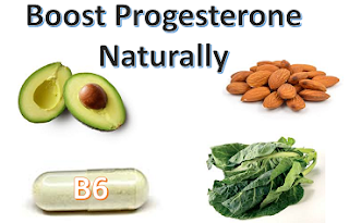 http://www.getpregnantover40.com/natural-ways-to-increase-progesterone.htm