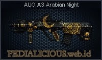 AUG A3 Arabian Night