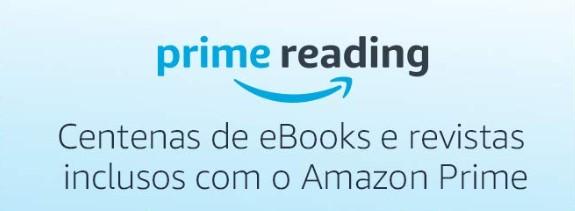 O que ler no Prime Reading?