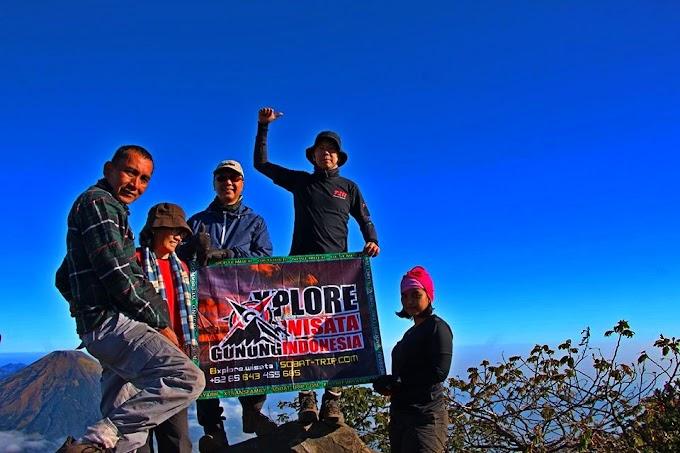 Paket Pendakian Gunung Sumbing 2H1M