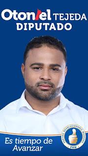 Candidato a diputado por el PRM Otoniel Tejeda dejará inaugurado este sábado comando de campaña de Cambita Garabito